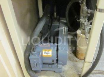 2 Ea. Vakuumpumpen umfassen: (1) Atlantic No Plate; (1) KNF, 115 V, 60 Hz.