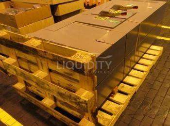 Quadratische D QMB-Schalttafel, Modell 22863-83A0-0010, Serie E1, 1600 Hauptverstärker, Leistung: 60