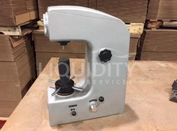 2000 AccuPro Rockwell-Härteprüfgerät MDL. 06534051 S / N 1_7_3. In gebrauchtem Zustand aber gepflegt