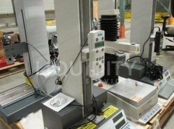 2002 Chatillon Mdl TCD200 Kraftmesssystem, mit digitalem Kraftmessgerät Chatillon DFA-100, 115V, 1PH