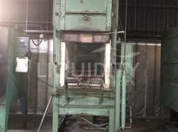 Oberflächenverbrennung HFC 304224 Ziehofen Gasbefeuerter Temperofen, ausgelegt für 1400 F, kalibrier