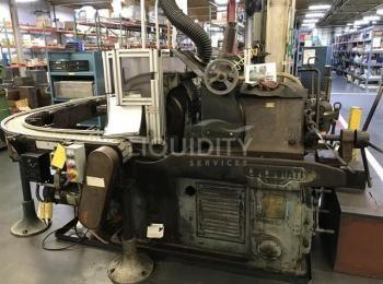 Cincinnati Centerless Grinder, SN: 36A169, 1-PH, 60 Hz, 2 kVA, betriebsbereit, wenn es außer Betrieb