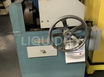 J. F. Berns Fase Machine. RPM: 1740. 60 HZ. 208-230 V. 3 Phase. Der Käufer ist verantwortlich für al