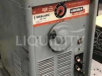 Lincoln Welder 625 AMP. Modell # TM-500. Seriennummer AC-249018. Der Käufer ist für die Entfernung v