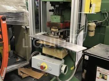 Wabco Resistor Press, SN nicht sichtbar, 120V, 1-PH, 2A, Betriebsbereit bei Außerbetriebnahme. Käufe