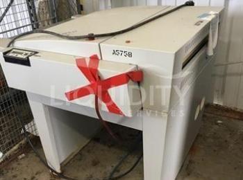 1996 Gerber Escort 30 Laser-Fotoplotter, Film PCB PWB MFG