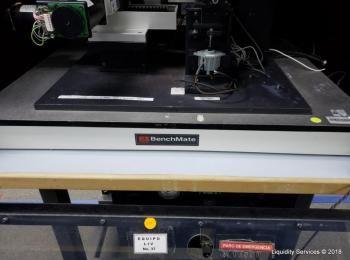 Kinetic Systems 390138-04-0727 Vibraplane Ser. Nr. 129-1312 (Anlagen-ID: A08294), - - Sammlung für W
