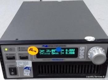 Arroyo Instruments 5305 TEC Source Meter Ser. Nr. 140405557 (Anlagen-ID: A00565), - - Sammlung für W