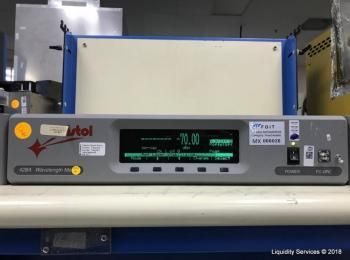 Bristol 428A Wellenlängenmessgerät Ser. Nr. 1411 (2014) (Anlagen-ID: A00400), - - Die Abholung der i