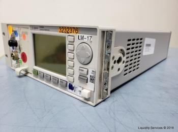 Agilent Technologies 8163A Lichtwellenmultimetersystem Ser. DE38704438 Mit: Power Sensor Module (Ass