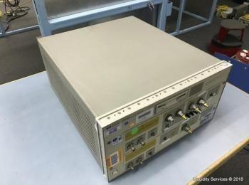 Hewlett Packard 70843A Error Performance Analyzer Ser. 3501U00299 (Anlagen-ID: A00617), - - Abholung