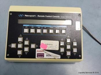 Newport PM500-K6 Fernbedienungskonsole Ser. Nr. PMK60178 (Anlagen-ID: A08319), - - Die Sammlung von