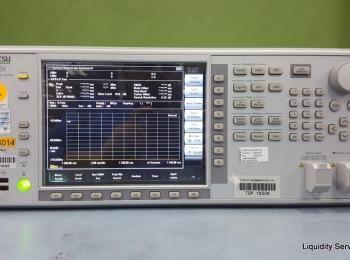 Anritsu MS9740A Optischer Spektrumanalysator Ser. 6261087874 Opt. 001, 037 (Anlagen-ID: A03831), - -