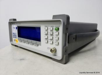Hewlett Packard 86120C Multi-Wellenlängenmessgerät Ser. US38400368 (Anlagen-ID: A02103), - - Sammlun