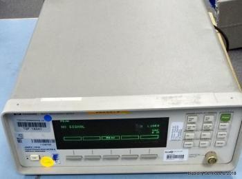Hewlett Packard 86120B Multi-Wellenlängenmessgerät Ser. US36400540 (Opt 012H15) (Anlagen-ID: A01815)