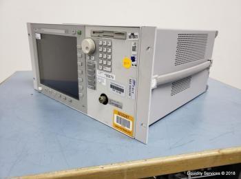 Agilent 86140B Optischer Spektrumanalysator Ser. US40150414 (Opt 025) (Anlagen-ID: A02298), - - Samm