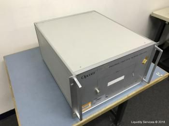 Opcom BX-C-9B1-100-C-203 Singlemode-Glasfaser-Netzwerksimulator Ser. EC110301-5 (Anlagen-ID: A09006)