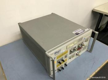 Agilent 70843B Error Performance Analyzer Ser. GB00000858 (Anlagen-ID: A04614), - - Sammlung für War