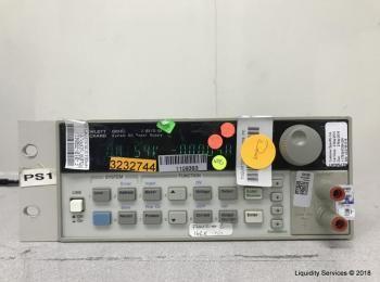 Hewlett Packard 6611C System Gleichstromversorgung Ser. Nr. US37451019 (Anlagen-ID: A04883), - - Sam