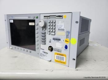Agilent 86140B Optischer Spektrumanalysator Ser. US40460924 (Opt 025) (Anlagen-ID: A07612), - - Samm