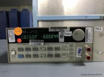 Hewlett Packard 6611C System Gleichstromversorgung Ser. US37450672 (Anlagen-ID: A01811), - - Sammlun