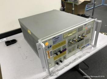Agilent 70843B Error Performance Analyzer Ser. GB00000874 (Anlagen-ID: A01781), - - Sammlung für War