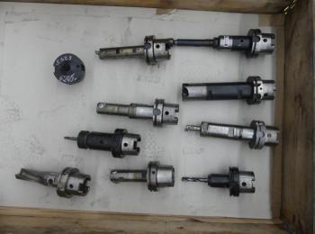 HSK HSK Tooling x 10 Tools Entsprechend dem Losfoto 300