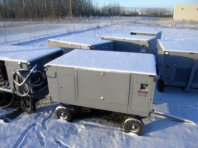 6 Ea. hydraulische Prüfstände Ungefähres Gewicht von 36.440. Kann Kupfer, Aluminium und Edelstahl en