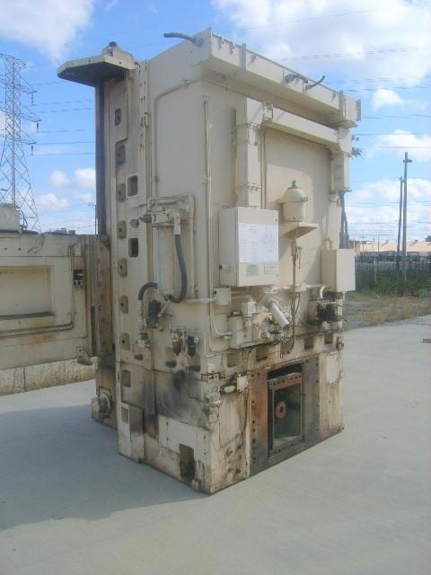 1993 Giddings & Lewis Werkzeugmaschine & Werkzeug Co, Fräsmaschine, Stahlmaterial, ca. 63.000lbs, Ab
