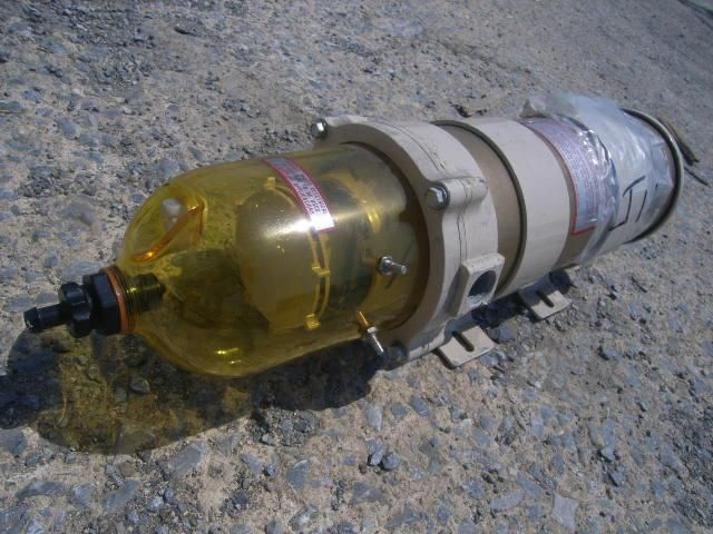 21 Stück Filterabscheider PN 2223170, Grandeur 22