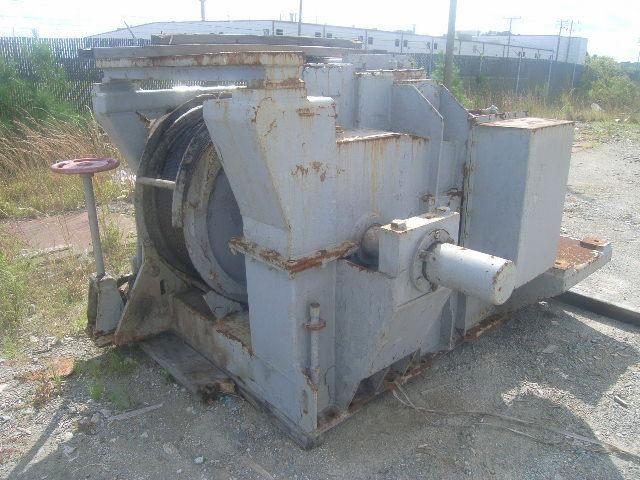 Dennison Hydraulics, Schraubenschlüssel Maschine, mit Motor & Kabel, fehlt, ca. 11.000lbs, Abmessung