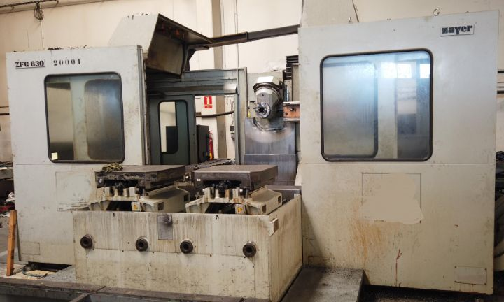 2 - CNC-Fräsmaschine