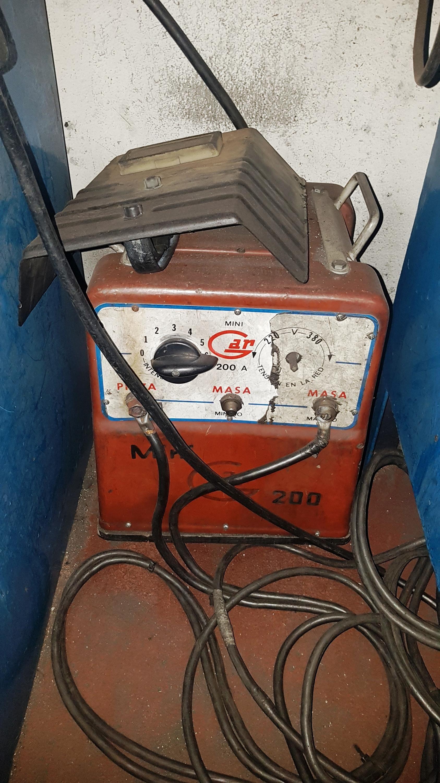93 - Schweißmaschine