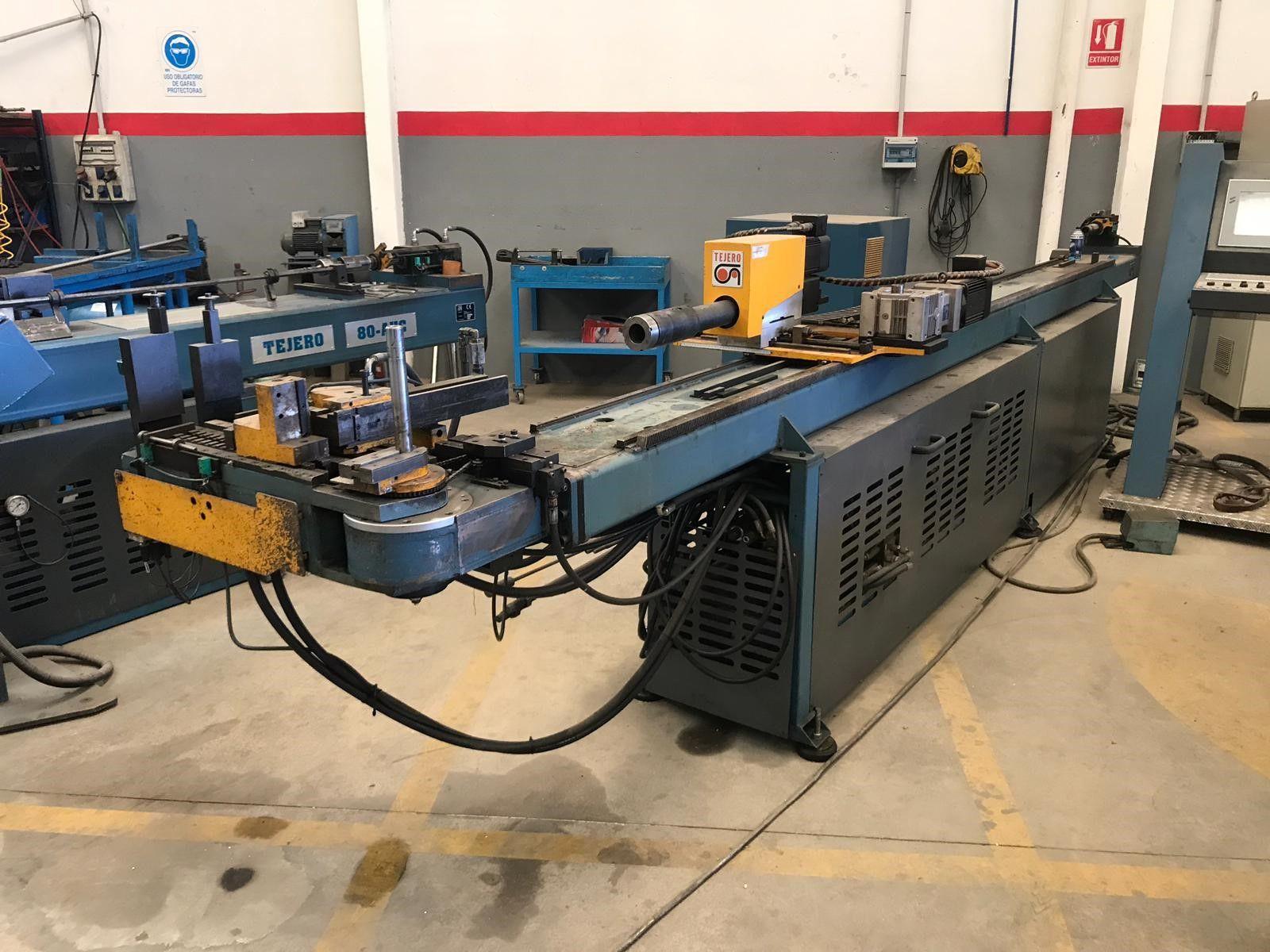 1 - CNC hidrolik Biegemaschine