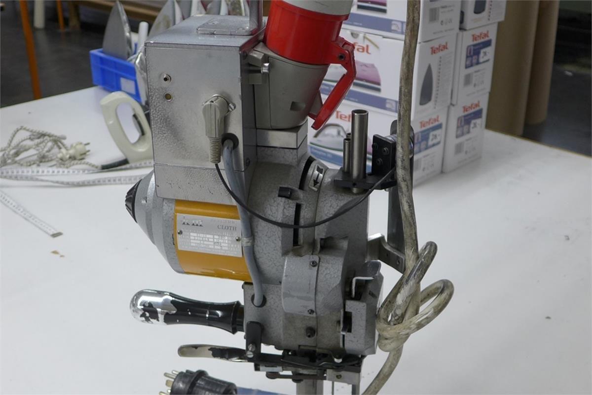Mobile Stoffschneidemaschine KM Electric Cloth KS-EU