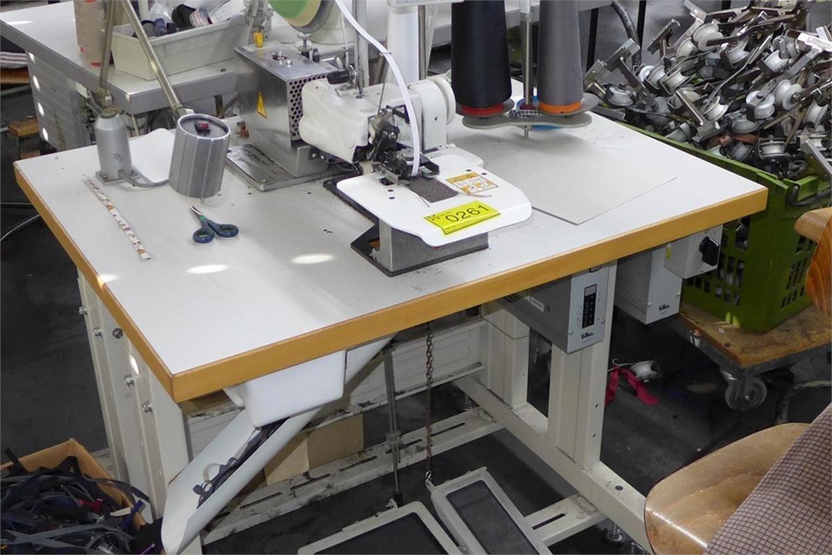 Blindstichnähmaschine Maier Unitas GmbH KL221-19-2