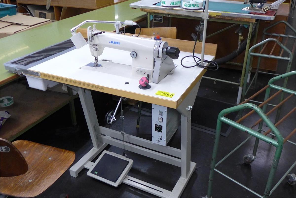 2 Nadel Industrienähmaschine Juki MP-200