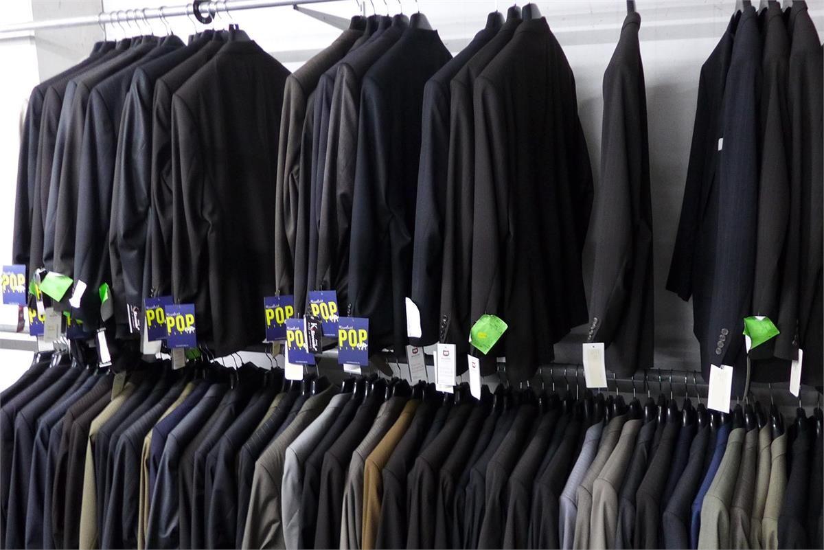 Kleiderhängestangensystem