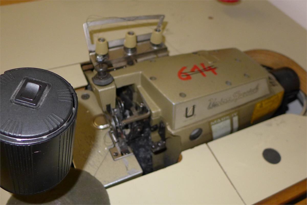 Overlock-Nähmaschine Union Special U39500