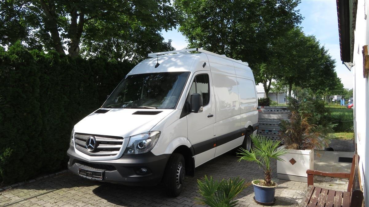 Transporter Mercedes Benz Sprinter 516 Kasten
