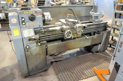 1 - LeBlond Regal Geared Head Motordrehmaschine