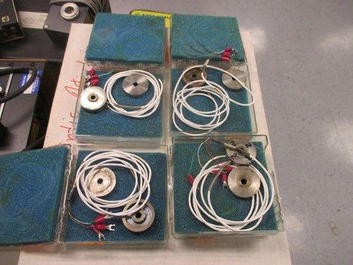 4 - Sensotec D / 622-05 0-1000 фунтов Wägezellen