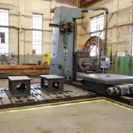"1 - Asquith 4FB 6 ""Type de sol Mill Boring Horizontal"