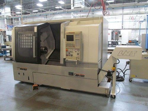 1 - Mori Seiki NLX2500Y / 700 CNC-Drehen & amp; Fräszentrum