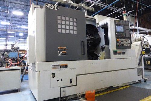 1 - Mori Seiki NL2500Y / 700 CNC-Drehen & amp; Fräszentrum