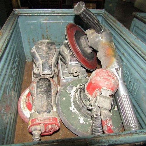 5 - Pneumatische Schleifmaschinen