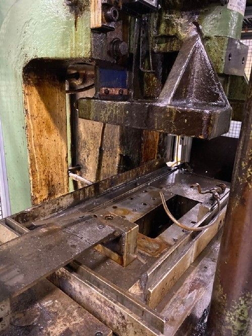 1 - Perkins 32-S Punch Gap Frame Press