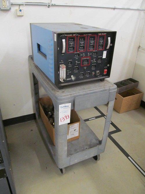 1 - Weldlogic Inc. Pulsarc-100-Netzteil für Rohrschweißgeräte