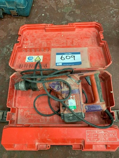 1 - Hilti E24 110v Schlagbohrhammer