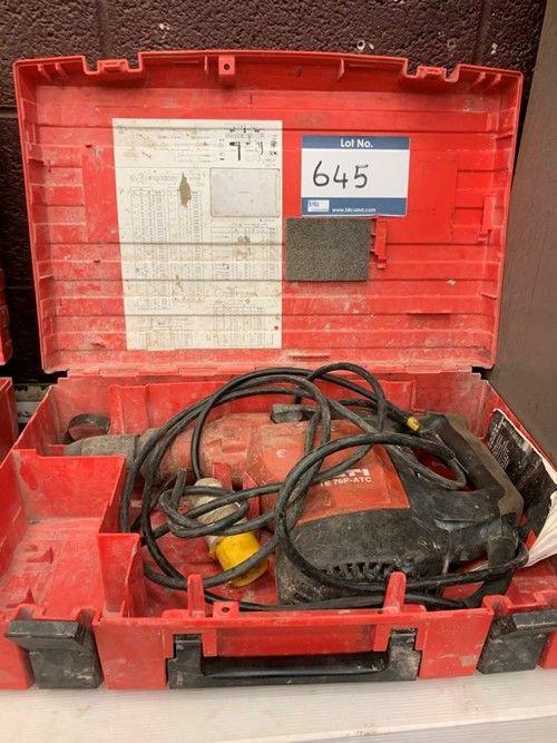 1 - Hilti TE76P-ATC 110v Bohrmaschine